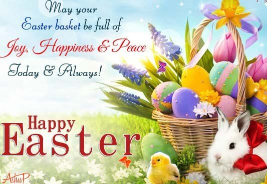 Easter holiday message to the School Community